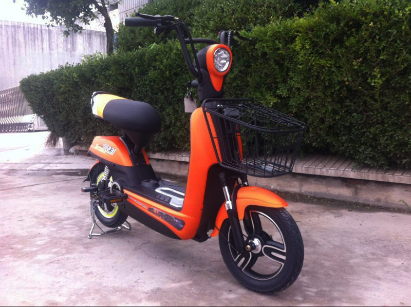 electric scooter SY-BDX Orange
