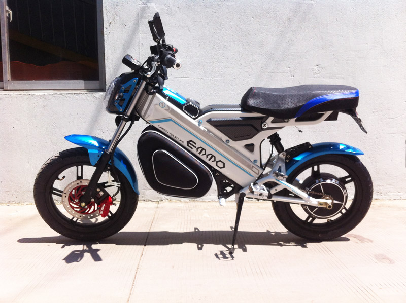 electric scooter SY-DL_blue&white (1)
