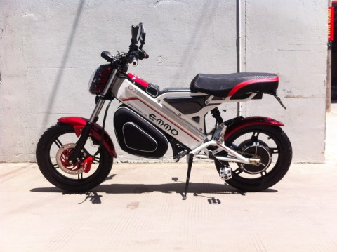 electric scooter SY-DL_red&white (1)
