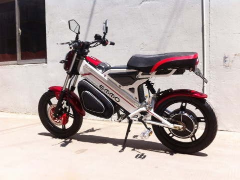 electric scooter SY-DL_red&white (2)