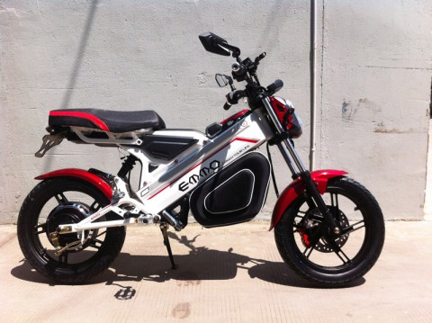 electric scooter SY-DL_red&white (5)