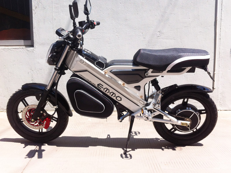 electric scooter SY-DL_white (1)