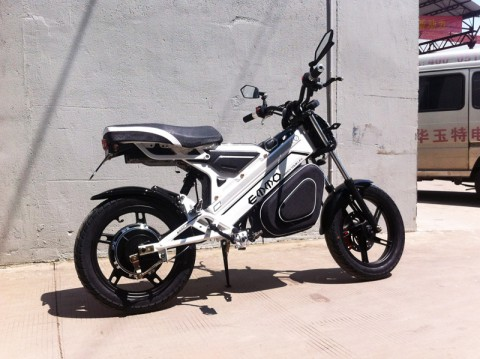 electric scooter SY-DL_white (7)