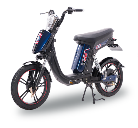 e-bike model SY-LXQS blue