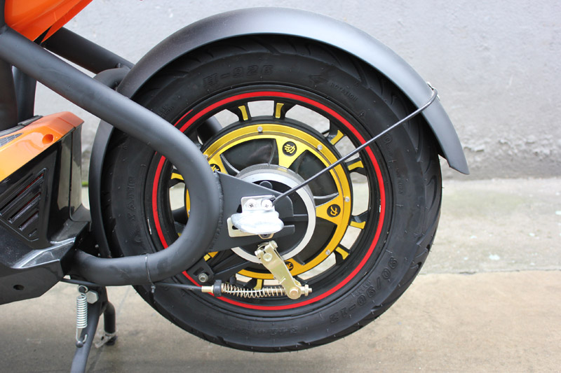 SY-133S_Details_super power motor with 90-90-12 tyre