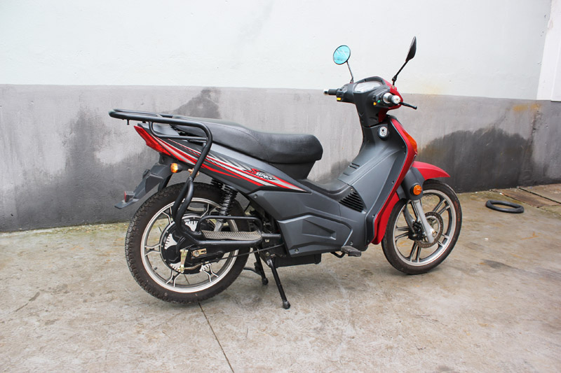 electric scooter SY-DHY_red&black (1)