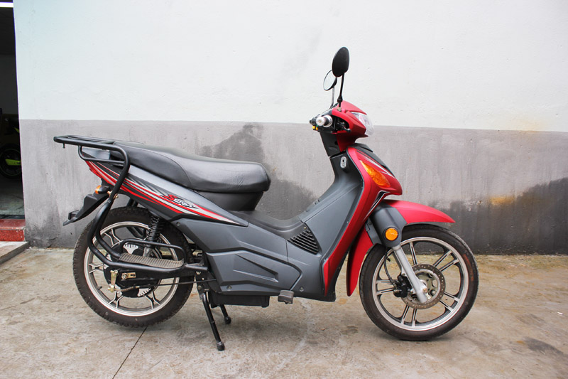 electric scooter SY-DHY_red&black (10)