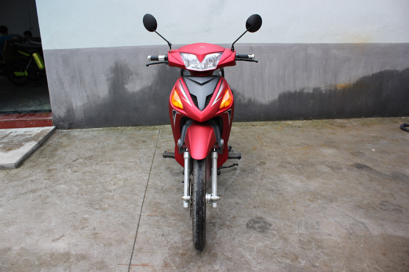 electric scooter SY-DHY_red&black (4)