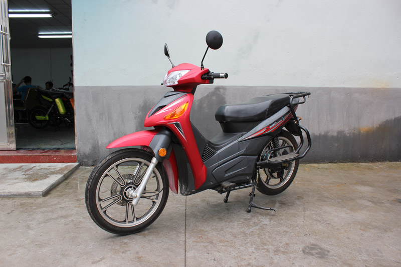 electric scooter SY-DHY_red&black (5)