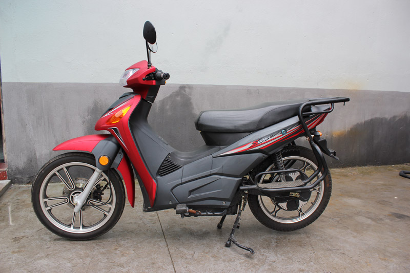 electric scooter SY-DHY_red&black (7)