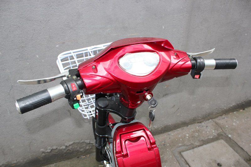 SY-JZ_Details_handlebar with 3-speed button