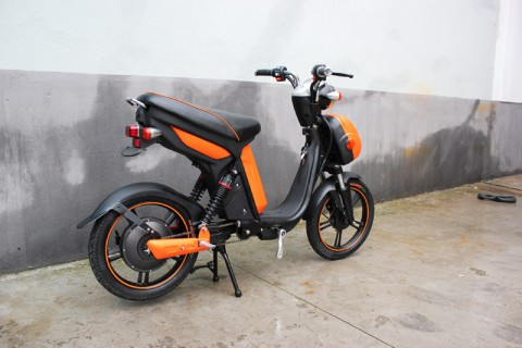 electric bike SY-LXQS_orange (2)