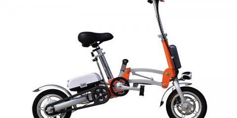 Folding Electric Bike SY-S1