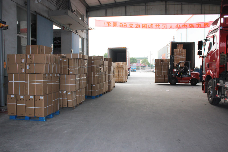 SUNWING_SHENYUN_electric bike_container loading_inspection1