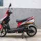 Electric scooter SY-XXY_red&black (1)