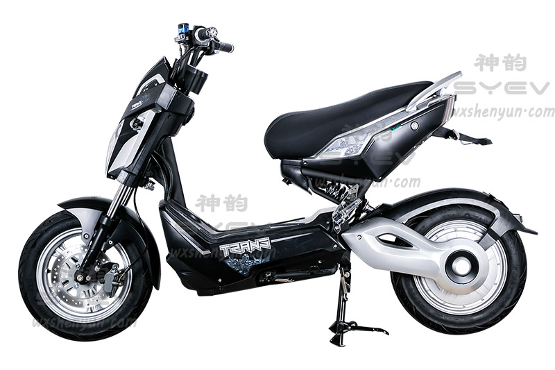 Electric Scooter Lictor 2020, SY-XZJ_White-Silver